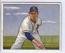 Joe Coleman 1950 50 Bowman #141 Vintage Baseball Card Athletics