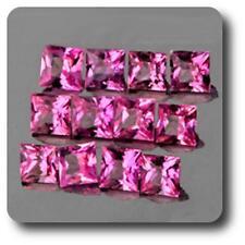 Pink Sapphire .0.08 cts. 0 3/32in If - VVS1 (Sold per Unit) Ceylon, Sri Lanka