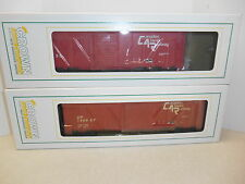 Crown Model Buffalo Creek Graphics Pair #198955/198957  2 Rail