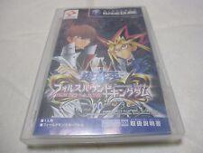 Nintendo Game Cube The Falsebound Kingdom Japanese Version Soft Case Manual Only