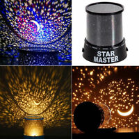 Romantic LED Starry Night Sky Projector Lamp  Star light Cosmos Master Decor