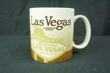 Starbucks Las Vegas Global Icon City Collector Series Coffee Mug Cup 16oz 2011