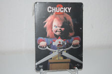 Chucky 2 Steelbook Horror DVD 100% Uncut OOP Deutsch RAR Erstauflage OVP
