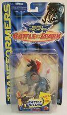 Transformers Beast Machines Battle Unicorn Battle For The Spark Hasbro Wars