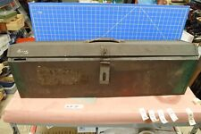 Kennedy Carpenters Tool Box With Shoulder Strap