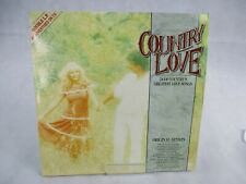 Country Love Original Artists Double Vinyl LP TRAX TRX 512 1988