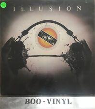 "ISOTOPE Illusion 12"" Vinyl LP Gull Records 1974 - Rare Ex Con"