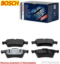 Bremsbeläge BOSCH SATZ-HA-NISSAN Primera P12 Traveller WP12 1.6 1.8 1.9 2.0 2.2