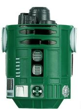 green Astromech torso body Star Wars Disney Droid Factory Build-a-Droid R2 3 4 5