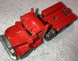Hot Wheels Vintage Semi Tractor Only Made In 1979 Truck Used