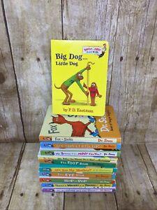 Lot of 11 Dr Suess Bright Early Board Books Random House EUC