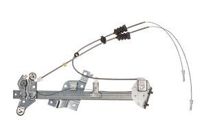 1990-1997 Mazda Miata Left Driver Power Window Regulator & Hardware OEM NEW