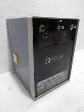 Scientific Columbus 312P-R-Dd Jem Electronic Watthour / Varhour Meter