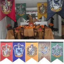 Harry Potter Slytherin Hogwarts Emblem College Banner Home Decoration 125x75cm