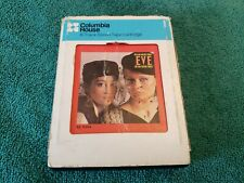 The Alan Parsons Project- 'Eve' 8-Track Tape- Tested, Works
