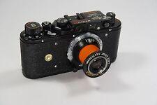 Art Camera.Leica II D WH #216312 Elmar f3.5/50mm Russian Copy Replica