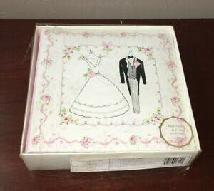 2002 Design Focus Wedding Photo Album Holds  200 - 4 x 6 Photos