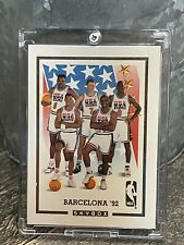 Michael Jordan Card - SKYBOX USA BASKETBALL OLYMPIC DREAM TEAM 1991-92 - Mint