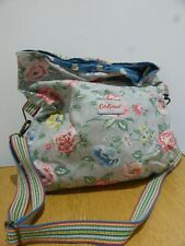 Cath Kidston floral dotty fold top shoulder across body bag casual