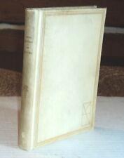 c.1925 LTD ED. LES AMOURS by PIERRE de RONSARD - VELLUM binding