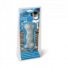 All For Paws AFP Chill Out Ice Bone Cold Dog Puppy Chew Toy Small Large