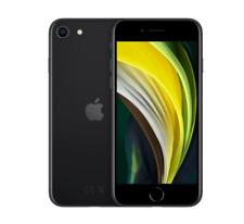 "APPLE IPHONE SE 128GB BLACK DISPLAY 4,7"" DUAL SIM 4G/LTE iOS 13"
