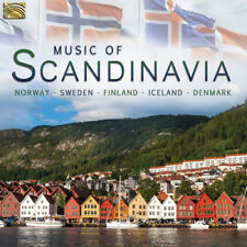 Music of Scandinavia CD (2017) ***NEW***