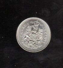 CANADA 1996 HALF DOLLAR, IN MINT COND.