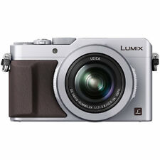 Panasonic Lumix DMC-LX100 4K Ultra HD 12.8MP 3.1x Optical Zoom Camera (ML1811)