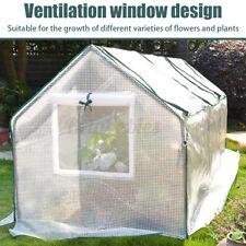 3 Grid Warm Garden Greenhouse Organizer Cover Protect Plants Waterproof Winproof