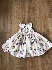 Next Baby Girl Cat Kitten Party Dress 3-6 Months