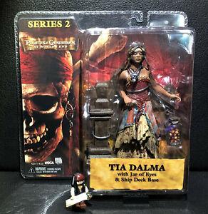 Pirates of the Caribbean Figur Tia Dalma Serie 2 Neca Neu OVP Fluch der Karibik