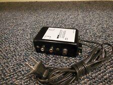 ☆ MCM ☆ Stereo Phono Pre-Amplifier Model 40-630 ☆ NEW ☆ Custom Audio Series ☆