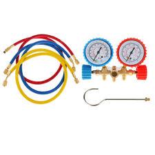 R12 R22 R502 HVAC A/C Refrigeration Charging Service Manifold Gauge Set