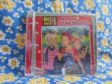CD die drei !!! Skandal auf der Rennbahn OVP von 2012