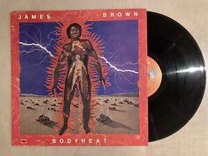 James Brown Bodyheat Original Vinyl LP 1977