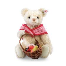 Steiff EAN 021480 Picnic Mama Teddy Bear Mohair Limited Edition