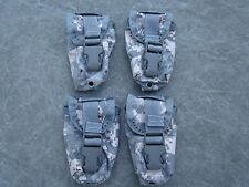 US Army MOLLE II Flash Bang Grenade Pouches, ACU Pattern Lot of four (4) New