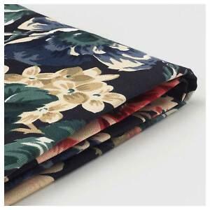 Neuf Ikea - Housse de canapé d'angle Ektorp 2+2 places Lingbo multicolor floral