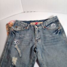 7For All Man Kind  Womens 28 Reglue Jean Limited Great Wall of China Tag