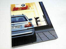 2002 BMW 3-Series Touring 325iT 325xiT E46 Brochure - French