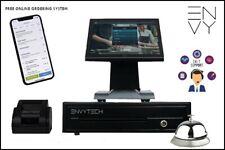 "More details for 17"" touchscreen epos system cash register till retail epos system hospitality"