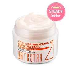 [BRTC] Vitalizer Whitening Sleeping Pack 50ml / 1.69oz Multi-Viltal 10 System