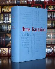 Anna Karenina by Leo Tolstoy Romance Brand New Unabridged Soft Leather Feel Ed