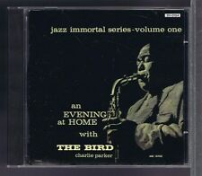 CD CHARLIE PARKER AN EVENING AT HOME WITH THE BIRD (JAPAN)