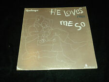 He Loves Me So~1977 Small Seattle based Label Christian Xian Choral~