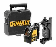 DeWALT DW088K Autonivelación 2 Líneas Laser - Amarillo