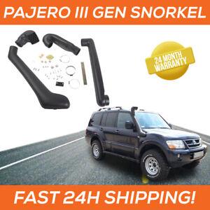 Snorkel / Schnorchel for Mitsubishi Pajero NM III 2000 - 2006 Raised Air Intake