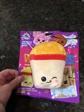 Disney Parks Wishables Snack Food Series 2 Popcorn Plush