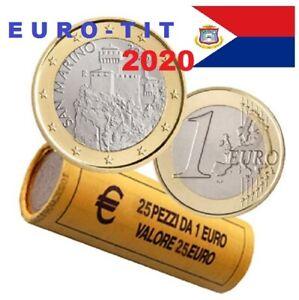 2020  SAINT MARIN  PIECE DE 1  EURO  NEUVE   NOUVEAU   2020   / 2020  disponible